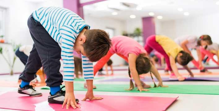 cours gym plurielle enfant juziers