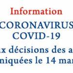 coronavirus juziers